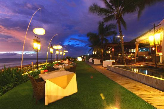 The Samaya Bali Seminyak: Samaya Breeze restaurant