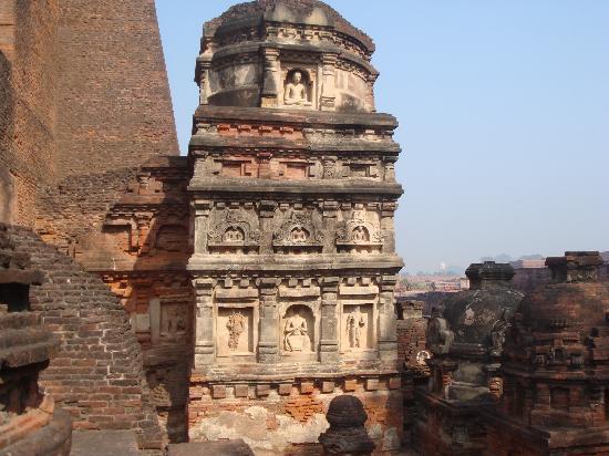 Rajgir, India: Nalanda Ruins