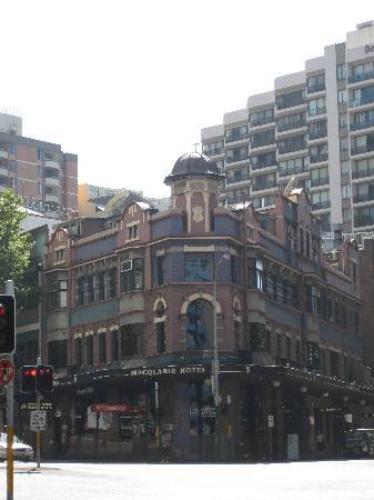 Macquarie Boutique Hotel: Heritage building