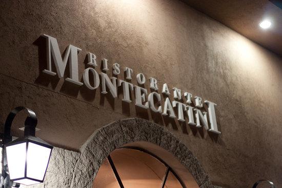 Montecatini Ristorante: entrance