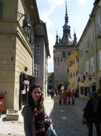 Sighisoara, โรมาเนีย: Sigisoara