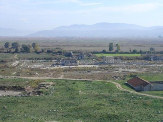 Milas, Turkiet: Mileto: città.