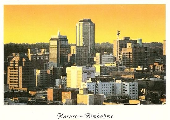 Kariba, Zimbabue: When it was a cool thing to say you come from Zim