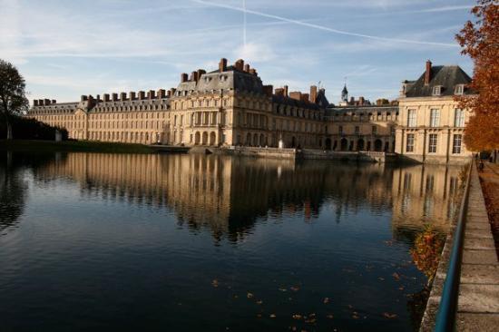 Fontainebleau, Frankrike: IMG_2803