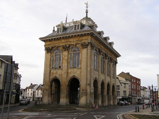 Абингдон, UK: Abingdon Town Hall