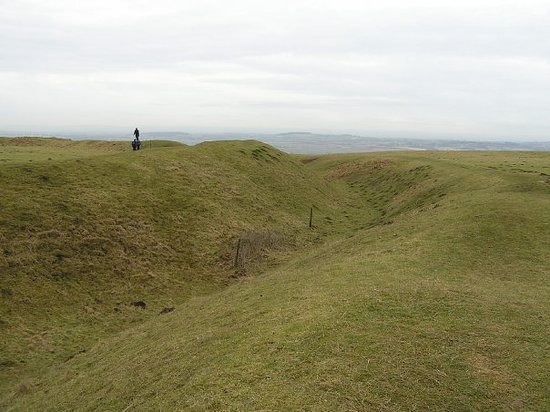 Uffington Castle