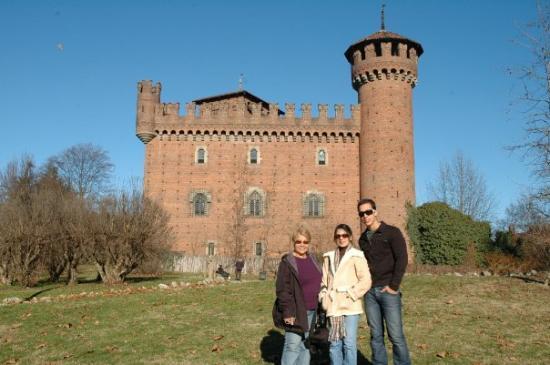 Turín, Italia: Castillo del Valentino - Torino