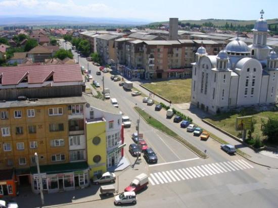 Alba Iulia, Rumanía Las vistas desde casa