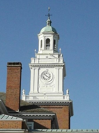 The Johns Hopkins University: This photograph was published in Schmap East coast guide, second edition