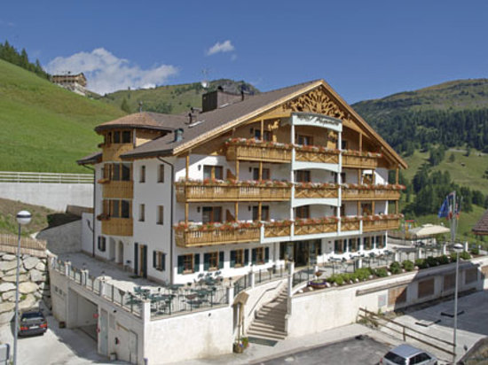 Arabba, إيطاليا: Hotel Alpenrose