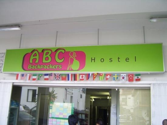 ABC Hostel: backpackers hotel ... thx ... see u later