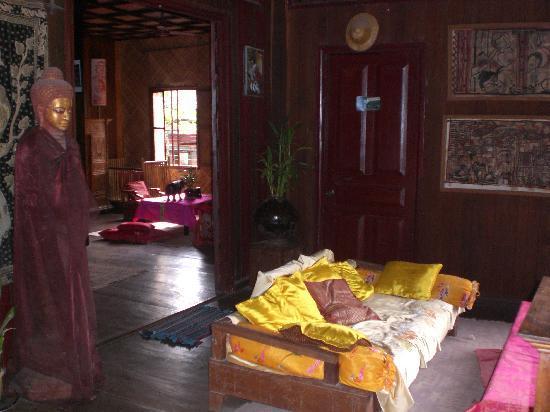 Secrets of Elephants Inn: Zonas comunes 2