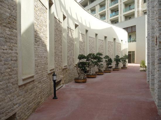 Sunis Kumkoy Beach Resort Hotel & Spa: Place to walk )