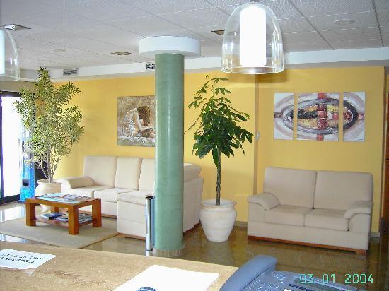 Aparthotel Atlantico Resort: zona recepcion
