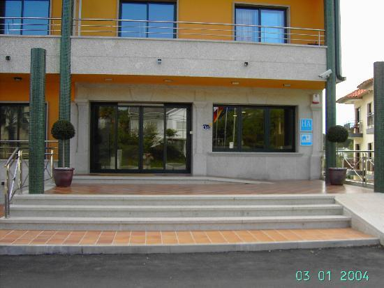 Aparthotel Atlantico Resort: entrada