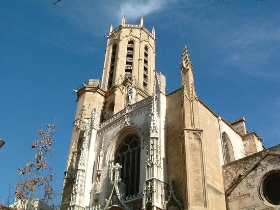 Aix-en-Provence, France: サン・ソーヴール大聖堂