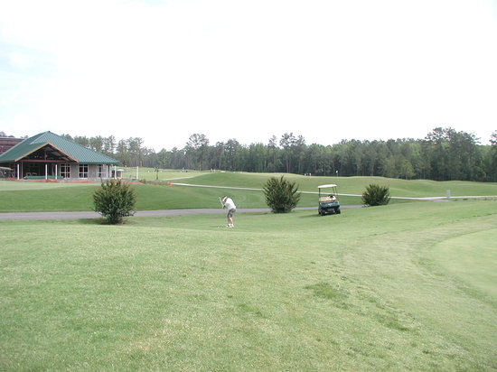 Gordon Lakes Golf Course