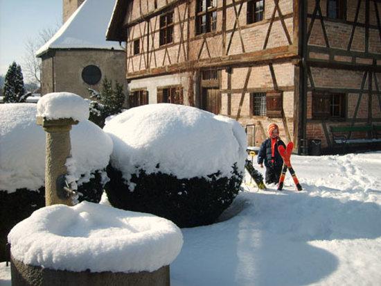 Hostel Feldkirch: Winter 2010
