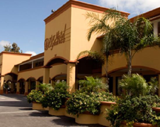 Cartago, Costa Rica: Fachada de Hotel EL Guarco