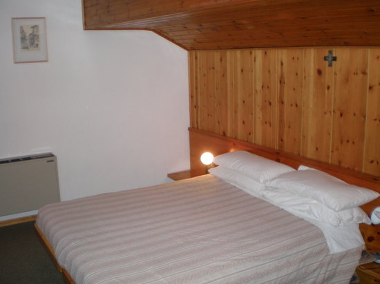 Hotel Ortesino: Una camera
