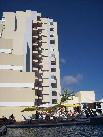 Alto Lido Hotel: The joint hotel