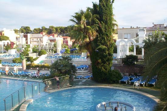 Hotel Marina Sand: piscine