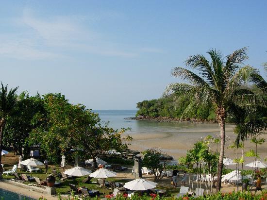 Nakamanda Resort & Spa : Resort beach and lagoon