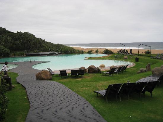 Ballito, South Africa: piscine plage