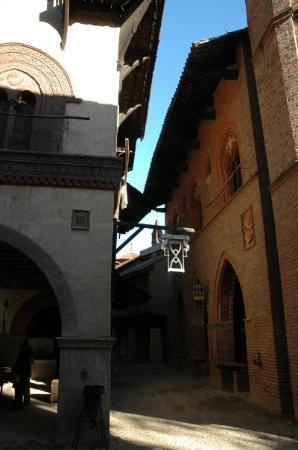 Turín, Italia: Dentro del Castillo del Valentino -Torino