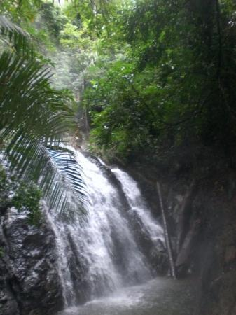 La Ceiba, Honduras: Hot Springs