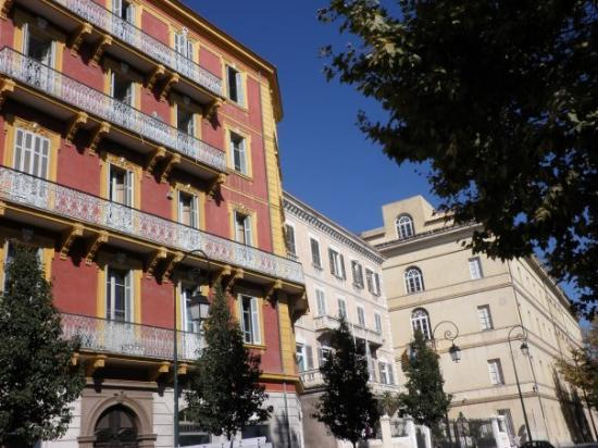 Les rues d 39 ajaccio picture of ajaccio communaute d for Appart hotel ajaccio