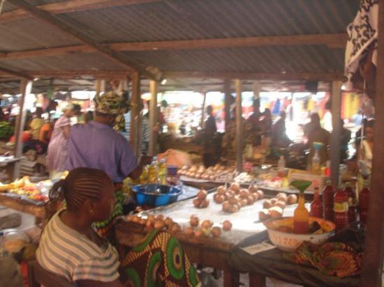Roume, Guinée maché de Niger Conakry
