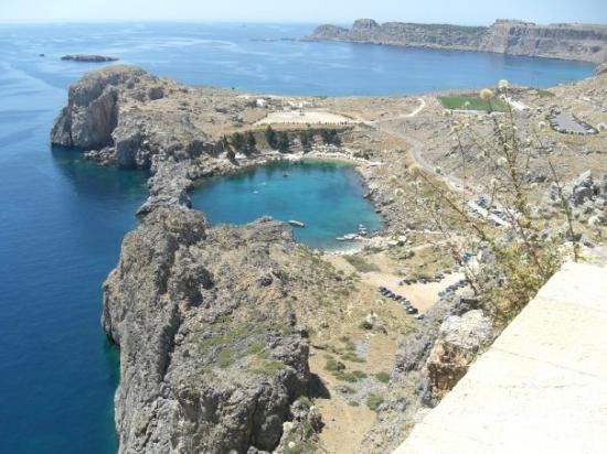 Kiotari, Yunani: Pekne miesto na snorchlovanie