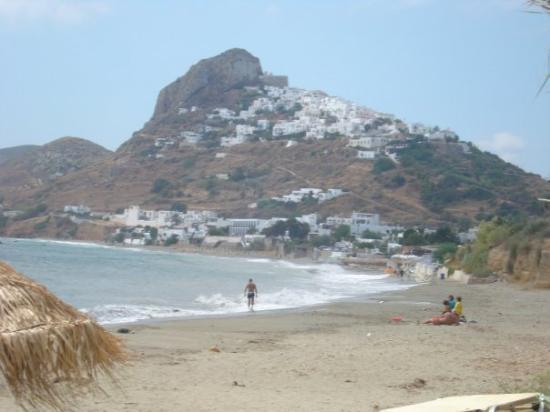 Skyros, اليونان: MAGAZIA BEACH
