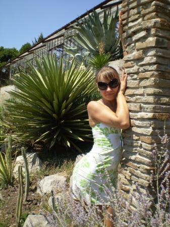 Yalta, Ukraine. Cactus Gallery