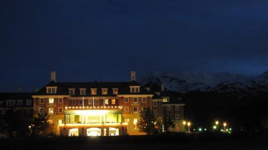 Whakapapa, New Zealand: The Chateau