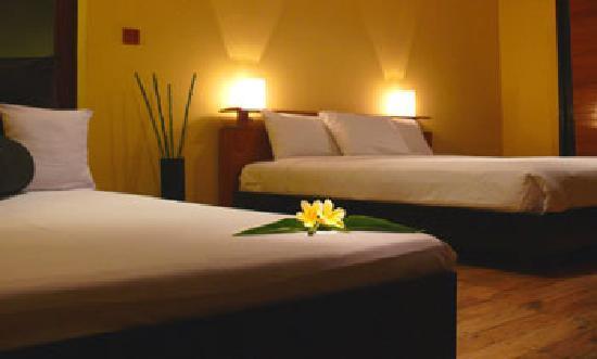 JavaCove Beach Hotel: OceanView Deluxe Room
