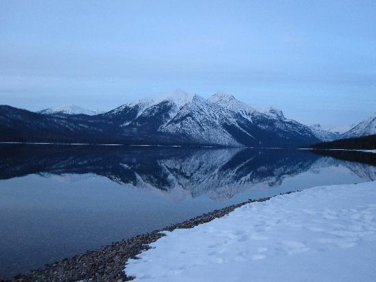 The Master Suite Bed and Breakfast: Lake McDonald, Glacier National Park
