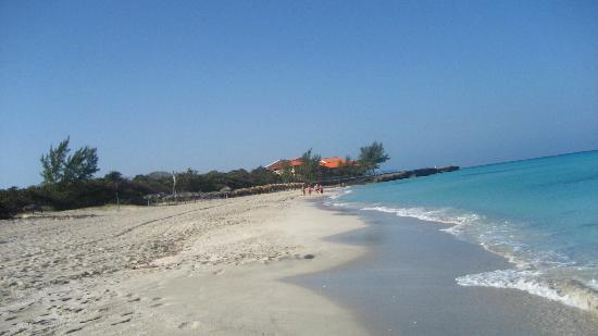 Hotel Roc Arenas Doradas: Beach