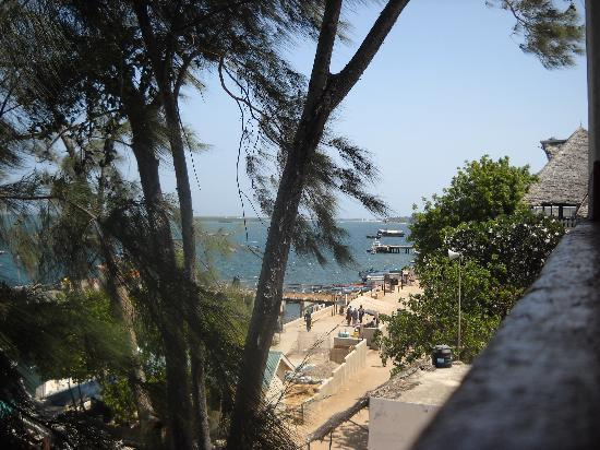 Casuarina Rest House: uitzicht