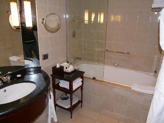 Grand Nile Tower: bathroom