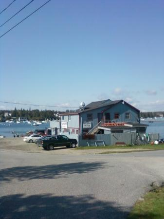 Bass Harbor, ME: the seafood ketch