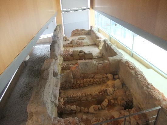Punic Wall: muralla