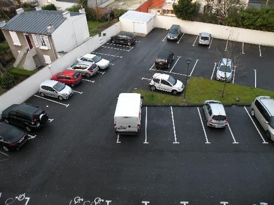 Hotel Center : Parking gratuit