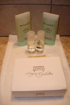 Il Sogno di Giulietta: Bulgari products