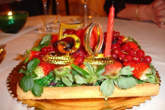Il Sogno di Giulietta: Birthday cake