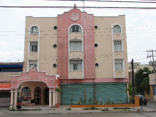 Hotel Alux Cancun: Hotel Alux