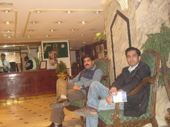 Concord Hotel: Hotel Lobby