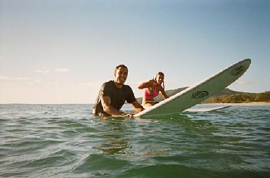 Point Break Surf School: Learning to surf with Point Break Surf