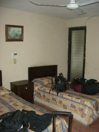 Hotel Maria Guadalupe: room